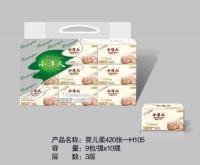 婴儿柔420张-H105|卫生